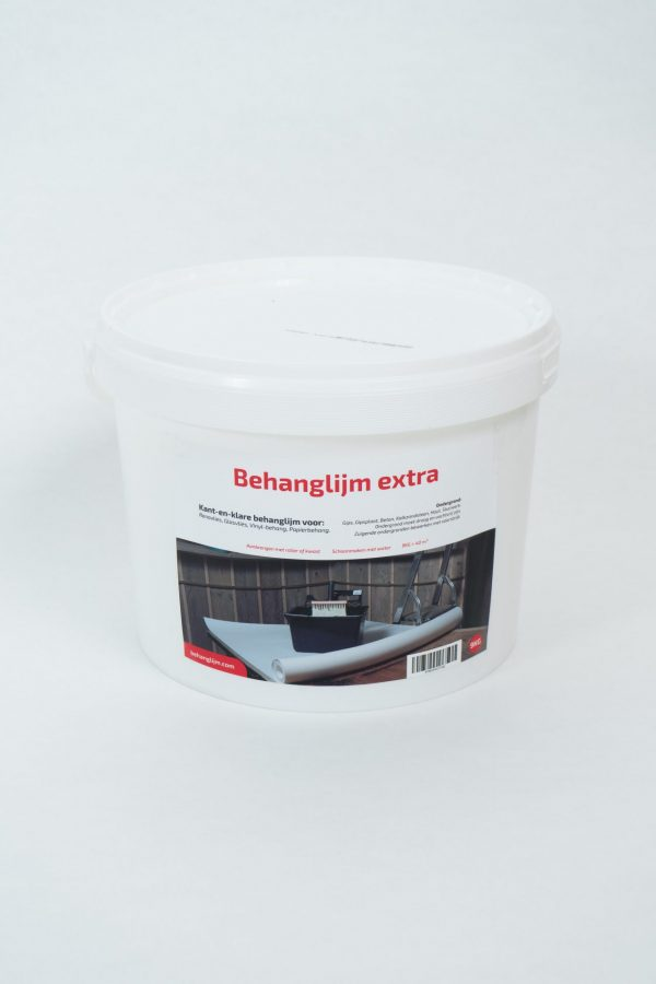 Behanglijm renovlies glasvlies 9kg